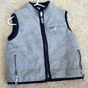 2t Reversible vest